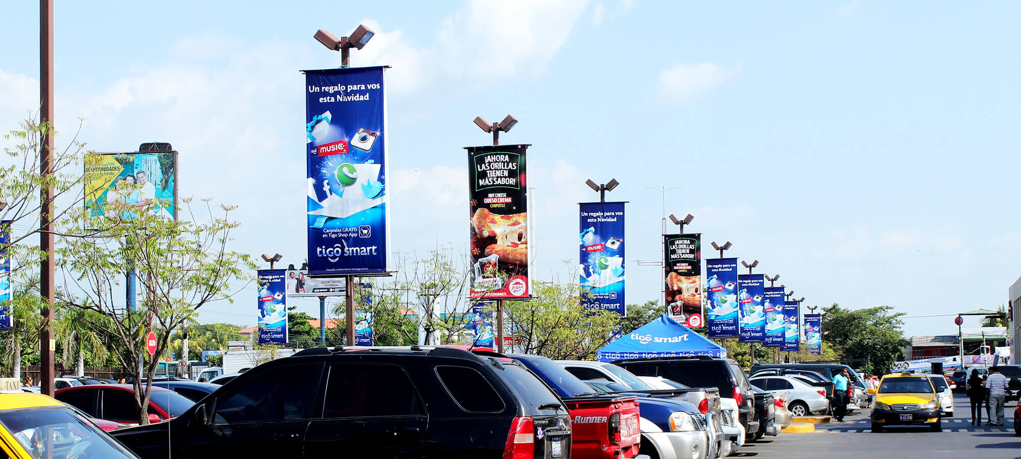 Banner de Poste